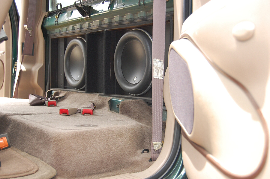 Getting the Most Thumping Bass for Your Car Stereo System