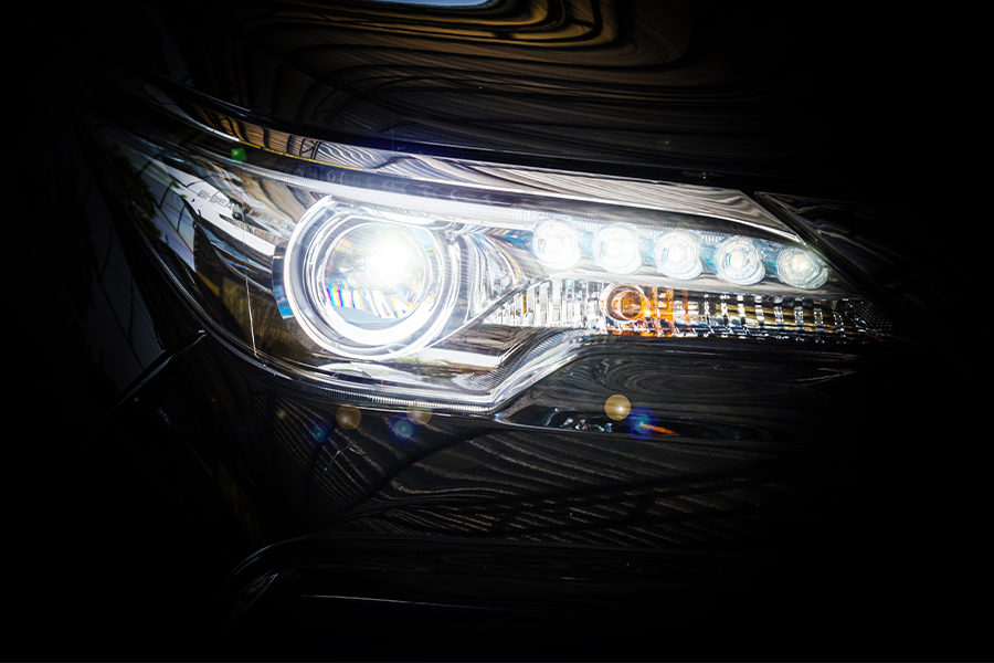 How Switching to LED Headlights Helps the Environment 1