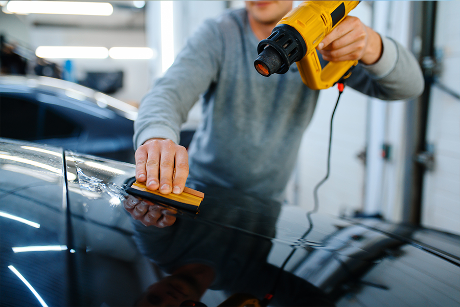 The Top Benefits of Car Window Tinting 1